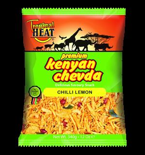 Kenyan Chevda – Chilli Lemon