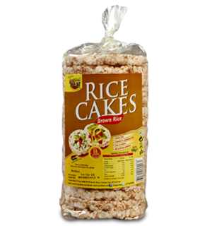 Rice Cake – Brown Rice