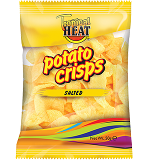 Crisps – Salted