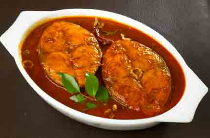 Fish Masala Curry