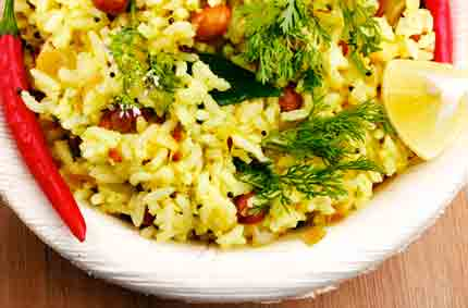 Spiced Rice Recipe