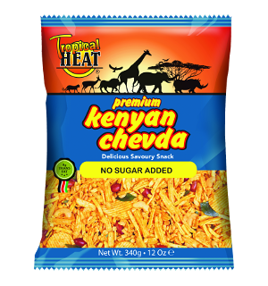 Kenyan Chevda – No Sugar Added