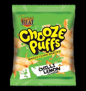 Chooze Puffs – Chilli Lemon