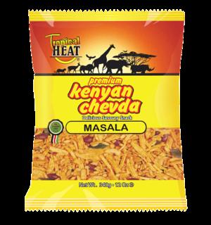 Kenyan Chevda – Masala