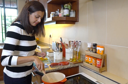 Creamed Corn & Jalapeño Soup
