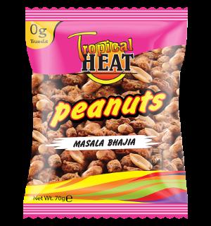 Peanuts Masala Bhajia
