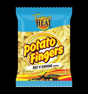 Potato Fingers – Salt & Vinegar